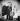"""""""Monsieur Bob'le"""" de Georges Schehadé. Jacques Fabbri et Jacqueline Maillan. Paris, théâtre de la Huchette, janvier 1951. © Bernard Lipnitzki/Roger-Viollet"""