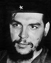 "09/10/1967 (50 ans) Mort d'Ernesto ""Che"" Guevara (1928-1967), leader marxiste révolutionnaire argentin. © Gilberto Ante / BFC / Gilberto Ante / Roger-Viollet"