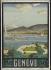 Joseph de la Nézière (1873-1944). Affiche publicitaire pour la ville de Genève. Affiche, 1926. Paris, Bibliothèque Forney. © Bibliothèque Forney/Roger-Viollet