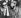 Fidel Castro (1926-2016), homme d'Etat et révolutionnaire cubain, et Manuel Urrutia Lleó (1901-1981), avocat cubain et président de Cuba. La Havane (Cuba), 8 janvier 1959. © Underwood Archives/The Image Works/Roger-Viollet