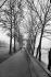 The quai Branly. On the background, the Iena bridge. Paris (VIIth arrondissement), circa 1920. © Albert Harlingue / Roger-Viollet