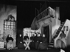 """La Maison de Bernarda"" de Federico García Lorca. Décors d'Antoni Clavé. Paris, théâtre de l'Oeuvre, octobre 1951. © Studio Lipnitzki/Roger-Viollet"