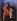 """Eugène Delacroix (1798-1863). """"Turc assis"""". Portrait présumé de l'artiste lyrique Paul Barroilhet. Huile sur toile, vers 1826. Paris, musée Delacroix (dépôt du musée du Louvre). © Roger-Viollet"""