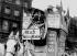 Manifestation de suffragettes membres de l'Union Féminine Sociale et Politique (Women's Social and Political Union, WSPU), fondée par Emmeline et Christabel Pankhurst. Londres (Angleterre), 1910. © PA Archive / Roger-Viollet