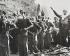 Guerre civile espagnole (1936-1939). Soldats de l'armée de Franco. © Iberfoto / Roger-Viollet