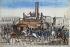 """""""Mort de Louis Capet seizième du nom le 21 janvier 1793"""". Paris, musée Carnavalet.     © Musée Carnavalet/Roger-Viollet"""