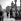Entrée du métro et agent de police à Piccadilly Circus. Londres (Angleterre), juin 1957. © Roger-Viollet