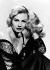 Anita Ekberg (1931-2015), actrice suédoise, mai 1957. © TopFoto/Roger-Viollet