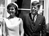 John Fitzgerald Kennedy (1917-1963), homme d'Etat américain, et son épouse Jackie Kennedy (1929-1994). Etats-Unis, mai 1961.        © TopFoto / Roger-Viollet