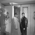 """""""L'Ainé des Ferchaux"""", film de Jean-Pierre Melville. Jean-Paul Belmondo et Charles Vanel. France, 14 septembre 1962.  © Alain Adler / Roger-Viollet"""