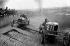 Voiturettes Sizaire et Naudin au Vélodrome d'hiver. Paris, 1909. © Roger-Viollet