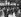 """Manifestation pacifique organisée par le Front de libération nationale algérien (FLN) en faveur de l'indépendance de l'Algérie. La répression policière dirigée par le préfet de police Maurice Papon est appelée """"Massacre du 17 octobre 1961"""" et les violences contre les manifestants algériens qualifiées de """"ratonnades"""". Paris, 17 octobre 1961. © Georges Azenstarck / Roger-Viollet"""