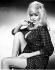 Jayne Mansfield (1933-1967), actrice américaine. 23 février 1967. © TopFoto / Roger-Viollet