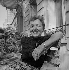 Edith Piaf (1915-1963), chanteuse française. © Boris Lipnitzki / Roger-Viollet
