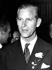 Le prince Philip (né en 1921), duc d'Edimbourg, dans le village olympique d'Helsinki (Finlande), 28 juillet 1952. © TopFoto / Roger-Viollet