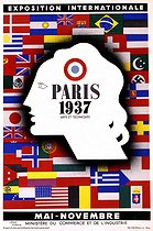 Jean Carlu (1900-1997). Affiche pour l'exposition internationale de 1937, à Paris. © Roger-Viollet