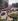 Guerre d'Algérie (1954-1962). Passage du cortège du général Charles de Gaulle, devant la grande poste. Alger (Algérie), 4 juin 1958. © Roger-Viollet