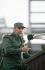 Discours de Fidel Castro (1926-2016), homme d'Etat et révolutionnaire cubain. La Havane (Cuba), juin 1988. © Françoise Demulder / Roger-Viollet