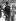 Winnie Mandela, épouse de Nelson Mandela et sa belle-mère, Mme Mandela à la sortie de la Cour Suprême, peu après le verdict condamnant le leader de la lutte contre l'Apartheid à la prison à vie. Pretoria (Afrique du Sud), 13 juin 1964. © TopFoto / Roger-Viollet