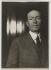 Jean Giraudoux (1882-1944), écrivain et diplomate français. Paris, vers 1912.  © Albert Harlingue / Roger-Viollet