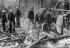 Incendie à Arcueil (Val-de-Marne), mars 1911. © Maurice-Louis Branger/Roger-Viollet