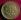 Médaille à l'effigie des constructeurs de l'Europe. K. Adenauer, A.de Gasperi, R. Schumann. 1972. © Roger-Viollet