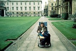 Stephen Hawking (1942-2018), physicien, théoricien et cosmologiste anglais. © TopFoto / Roger-Viollet