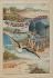 Ch. B. Bergman. .Affiche publicitaire pour les plages de St Brévin (Loire-Atlantique). Lithographie, 1908. Paris, Bibliothèque Forney. © Bibliothèque Forney/Roger-Viollet