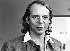 Karlheinz Stockhausen (1928-2007), chef d'orchestre et compositeur allemand. 1969. © Lederer/Ullstein Bild/Roger-Viollet