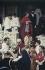 Baptême du Prince Albert de Monaco (né en 1958). Monaco (Principauté de Monaco), 1958. © Bernard Lipnitzki / BLI / Roger-Viollet