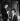 """""""Génousic"""" de René de Obaldia. Roger Mollien et Jean Rochefort. Paris, théâtre Récamier, septembre 1960. © Studio Lipnitzki/Roger-Viollet"""