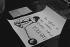 Rassemblement en faveur de l'avortement et de la contraception libres, devant l'hôpital Lariboisière (Xème arr.).Paris, 20 janvier 1979. Photographie de Janine Niepce (1921-2007). © Janine Niepce / Roger-Viollet