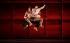 """""""La Maison de Bernarda Alba"""". Chorégraphe : Mats Ek. Auteur : Federico Garcia Lorca. Compositeur : Jean-Sébastien Bach. Charlotte Ranson, Stéphane Bullion. Paris, Opéra Garnier, 25 avril 2008. © Colette Masson/Roger-Viollet"""