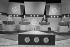 Premier débat télévisé de Jacques Chirac avec Simone Veil, François Mitterrand et Georges Marchais. © Jacques Cuinières / Roger-Viollet