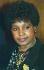 Winnie Mandela (née en 1936), épouse de Nelson Mandela (1918-2013), membre actif de l'ANC (Congrès National Africain). Photo prise lors de son action pour la libération de son mari condamné à perpétuité pour des raisons politiques. 16 juillet 1990. © TopFoto / Roger-Viollet