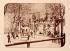 Régiment de sapeurs-pompiers, caserne rue de Sévigné, 1894. Photographie : J. David. Paris, musée Carnavalet. © Musée Carnavalet/Roger-Viollet