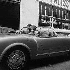 """Les Grandes Personnes"", film de Jean Valère. Maurice Ronet et Jean Seberg. France, 26 août 1960. © Alain Adler / Roger-Viollet"