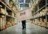 Rayonnage d'un magasin Ikea. Edimbourg (Ecosse).  © Malcolm Cochrane / TopFoto / Roger-Viollet