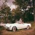 Automobile Chevrolet Corvette (1954). Années 1960. © Roger-Viollet