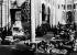 Guerre 1914-1918. Hôpital militaire français dans une église de Braisnes (Aisne) laissée aux allemands lors de la retraite des troupes françaises pendant la bataille de la Marne. Début septembre 1914. © Ullstein Bild/Roger-Viollet