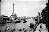 1900 World Fair in Paris. The river Seine. © Léon et Lévy / Roger-Viollet