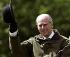 Le prince Philip de Grèce et de Danemark (né en 1921), lors d'une course de voiture attelées (Hopetoun Horse Driving Trials), aux environs d'Edimbourg (Ecosse), 28 mai 2006.  © Andrew Milligan / TopFoto / Roger-Viollet