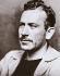 John Steinbeck (1902-1968), écrivain américain, vers 1939. © TopFoto / Roger-Viollet