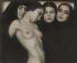 Composition. 1928. Impression pigmentaire par Photographie de Rudolf Koppitz (1884-1936). © Rudolf Koppitz/Imagno/Roger-Viollet