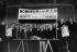 """""""Honneur à nos FTP, détachement Stalingrad, morts pour la France"""". A gauche : portrait de Missak Manouchian (1906-1944), poète arménien et immigré résistant mort fusillé par l'armée allemande. © Archives Manouchian / Roger-Viollet"""