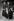 Black crêpe de Chine dress, Lanvin collection, 1950. Photograph by Janine Niepce (1921-2007). © Janine Niepce / Roger-Viollet