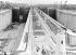 Ecluse de Gatun (inférieure vue du nord). Canal de Panama (République d'Amérique Centrale). 6 mai 1913. © Jacques Boyer / Roger-Viollet