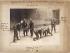 Régiment de Sapeurs-pompiers - Caserne de la rue de Sévigné (11ème Compagnie) : Manoeuvre de rangement. Paris, 1907. Paris, musée Carnavalet. © Musée Carnavalet/Roger-Viollet