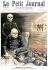 """Anniversaire du prince de Bismarck (1815-1898). """"Après la fête !!!"""", évocation de la carrière de Bismarck. """"Le Petit Journal"""", 14 avril 1895. © Roger-Viollet"""