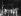"""Manifestation pacifique organisée par le Front de libération nationale algérien (FLN) en faveur de l'indépendance de l'Algérie. La répression policière dirigée par le préfet de police Maurice Papon est appelée """"Massacre du 17 octobre 1961"""" et les violences contre les manifestants algériens qualifiées de """"ratonnades"""". Arrestations. Paris, 17 octobre 1961. © Georges Azenstarck / Roger-Viollet"""